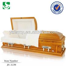 Cercueils en bois de style américain fabriqués en Chine en vente