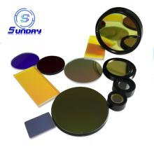 Filtres optiques passe-bande étroits en verre UV