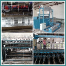 Pagar Galvanized for Farm