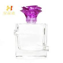 Any Color Flower Shape Plastic Perfume Cap Cosmetic Lids