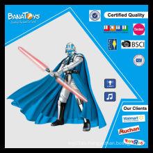 Juguete que destella del nuevo producto con las espadas baratas del juguete del IC