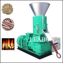 Small Biomas Sawdust Pellet de madera que hace la máquina