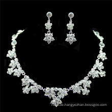 China Guangzhou Fabrik Bernstein Halskette Ohr Ring