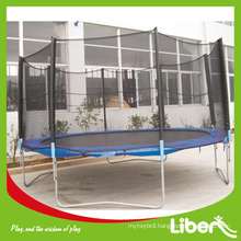 Trampoline Outdoor Fitness Exercise Equipment Gymnastic Trampoline with Safety Net and Ladder LE.BC.007