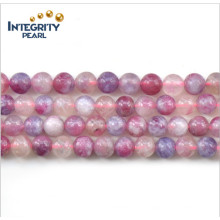 New Arrival Natural Gemstone Loose Strand 5-5.5, 6-6.5, 7, 8 mm Natural Rough Pink Tourmaline