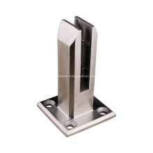 Square Stainless Steel Duplex2205 Glass Pool Fence Spigot