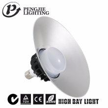 Luz alta da baía do diodo emissor de luz da economia de energia ultra de 50W da indução de alta qualidade