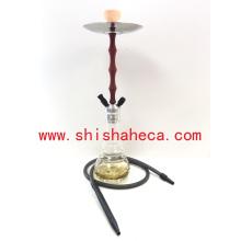 Atacado Melhor Qualidade De Alumínio Narguilé Tubo De Fumo Shisha Hookah