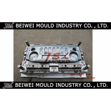 High Quality Auto Plastic Grille Injection Mould