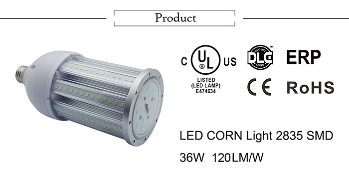 36w led corn lamp