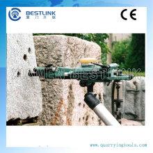 Yt28 Horizontal Rock Drill para Civil Project y Quarry