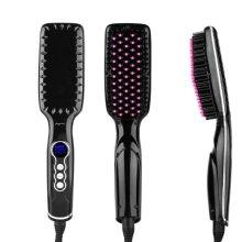 Équipement de salon de coiffure Professional Hair Brush Straightener