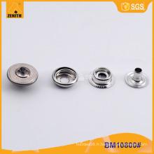 15mm bouton strass snap pour vêtements BM10800