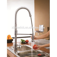 Küchen-Edelstahl-Doppel-Trog Waschbecken für Armaturen