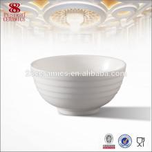 Hot nouvelle porcelaine bol, bol en céramique, usine de bol en porcelaine directe en gros