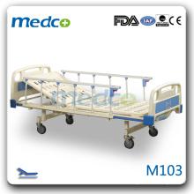 M103 Backrest hospital room bed