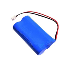 18650 6.4V 1100mAh LiFePO4 Battery for RC Toy