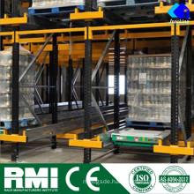 Jracking Cold Store Warehouse Rack Shelving Radio Shuttle Rack