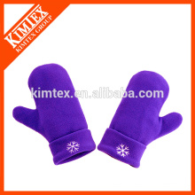 2014 Winter cheap fleece mittens