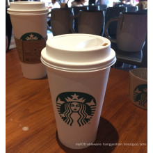 Food Grade Single-Wall/ Double Wall/Ripple Disposable Coffee Paper Cup