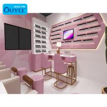 Spa Beauty Salon Desk Furniture Set Nail Salon Furniture Hair Salon Station