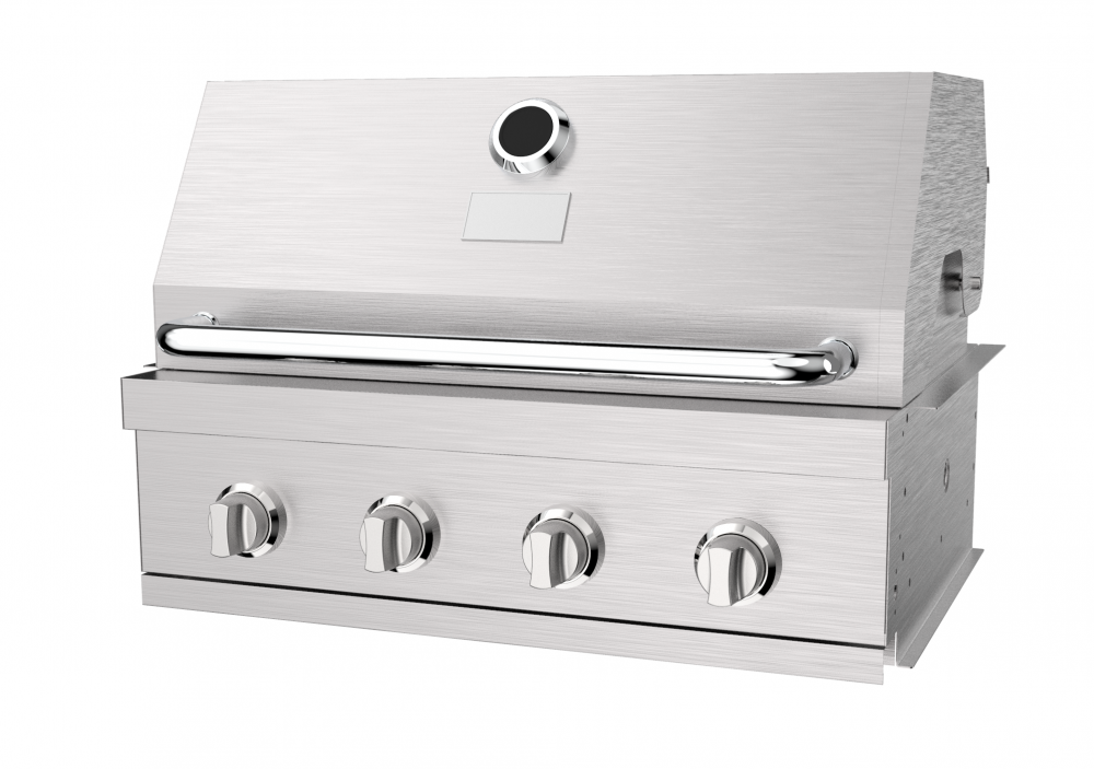 4 Burner Built In Gas Grills