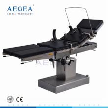 Sistema hidráulico AG-OT015 adecuado para la mesa de la sala de operaciones móviles de cirugía de diferentes posiciones