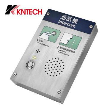 Anti-Riot Telefon Notfall Intercom Wasserdichtes Telefon Knzd-30