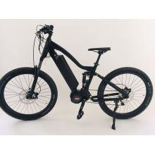 Bafang 48V 1000W MID-Motor Full Suspension Mountain E-Bike