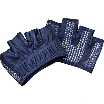 Gym Fitness Men Women Weight Lifting Bodybuilding Hand Protector Full Finger Workout Gloves