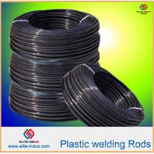 Plástico PE PP ABS Varillas de soldadura de PVC