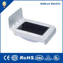 Lámpara de jardín LED de energía solar Ce UL 2W Lámpara de calle LED de energía solar