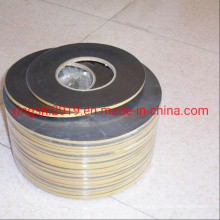 Flexible Graphite Paper Roll, Flexible Graphite Plate, Reinforced Graphite Foil for Sealing Industry