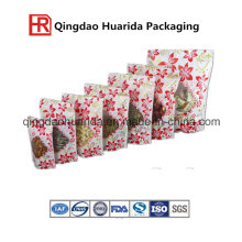 Stand up Dry Food Packaging Bag with Good Quality