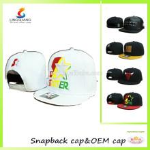 High quality custom design snapback sports hats hip hop cap