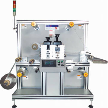 Paper Label and Films Rotary Die Cutter (MQ-R-2)