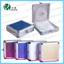 Boîtiers et caisses en CD pour ménage en aluminium (HX-CDL01-24) Ménage en aluminium