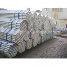 tubo de andamio de aluminio