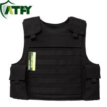 Hot sale  custom tactical security vest bulletproof  Level  III ballistic jacket
