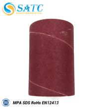 Lixas de lixamento de grão de óxido de alumínio de qualidade superior lixar a luva