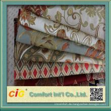 Sadu chenille jacqurad sofa fabric