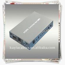 HIFI 4x1 HDMI Switcher