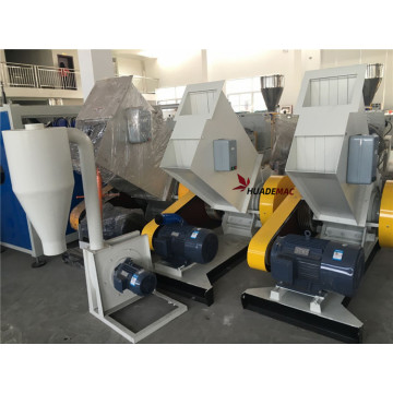 PVC Pipe Waste Crusher Maschine