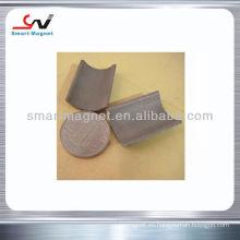 Imán SmCo de remanencia fuerte anti-corrosión permanente