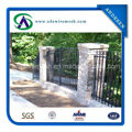 High Quality Perimeter Wrounght Steel Fence