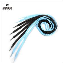 Оптовая цена Полиэфир Дешевые Пользовательский логотип экрана печатных шнурки