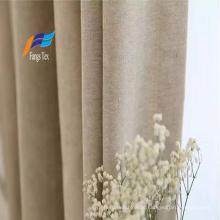 Vorhang aus Mikrofaser-Polyester-Fleece-Polstertextilien