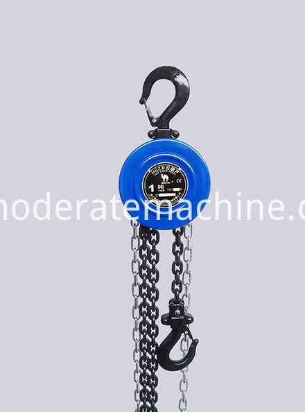 HS-Z Type chain hoist 1t