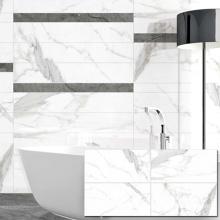 Big Size Matt Polished Surface Carrara White Porcelain Tile