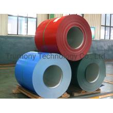 Commercial Aluminum Alloy 5052 3003 H32 1060 1050 Strip PVDF PE Color Coated Aluminum Coil for Aluminum Composite Panel
